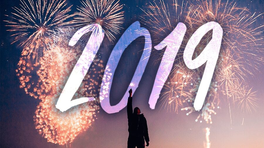 5 Eco-friendly New Year's Resolutions for 2019