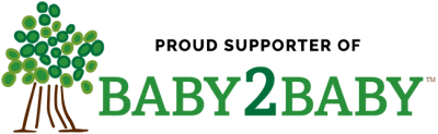 Proud Supporter of Baby 2 Baby Logo